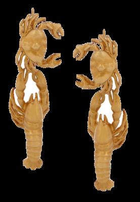 Lobster-earrings
