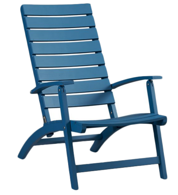 Chair-blue