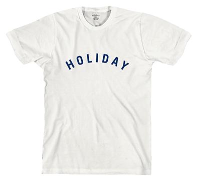 Holiday-tee