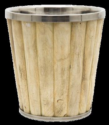 Horn-ice-bucket