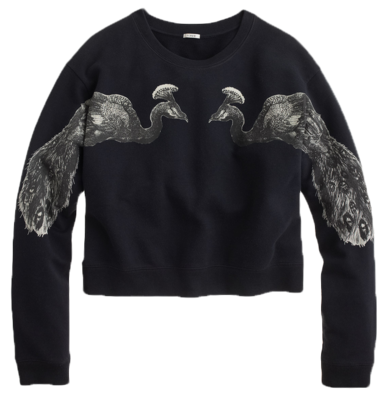Peacock-sweatshirt