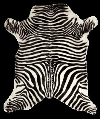 Zebra-rug