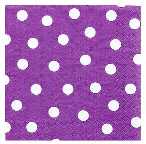 Watercolor-dot-beverage-napkin-partycity-dot-com