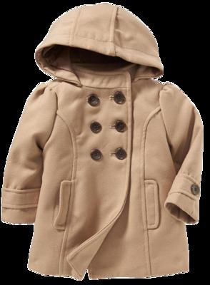 Baby-pea-coat