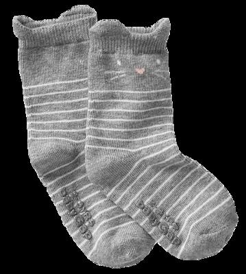 Cat-crew-socks