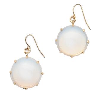 Moonstone-earrings