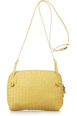 Bottega Veneta Intrecciato Leather Shoulder Bag 72