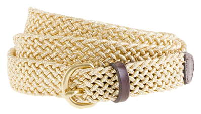 Metallic-woven-belt-jcrew