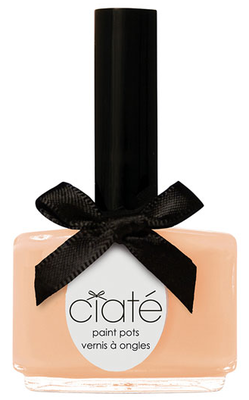 Ciate-paint-pot-nail-lacquer-polish-peach-sugared-almonds-spring-pastel-manicure
