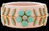 Celia-floral-bracelet-tory-burch