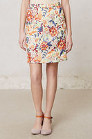 Anthropologie-floral-skirt