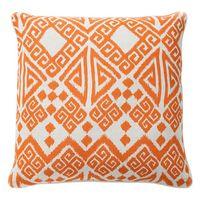Pillow-tribal-throw-orange
