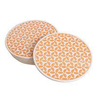 Letterpress-coasters-orange