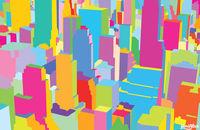 Cityscape-etsy