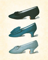 Victorian-shoes