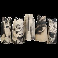 Paper-dresses
