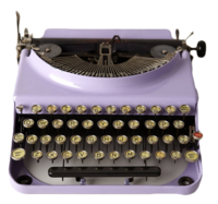 Typewriter-anthropologie