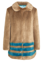 Coat-faux-fur