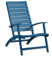 Chair-blue