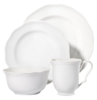 Scallop-dinnerware