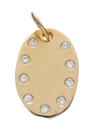 Oval-diamond-charm
