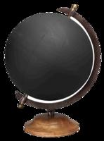 Chalkboard-globe-zinc-door