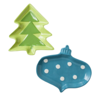 Tree-and-ornament-candy-dishes