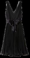 Crinkle-dress