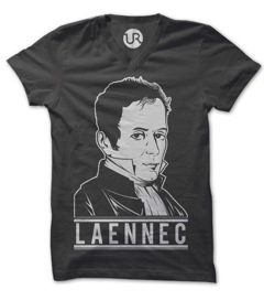 laennec grey with label