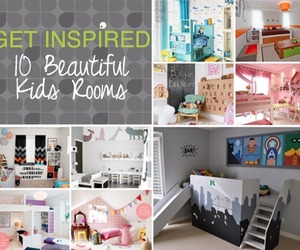 10 Amazing Kids Rooms for Inspiration