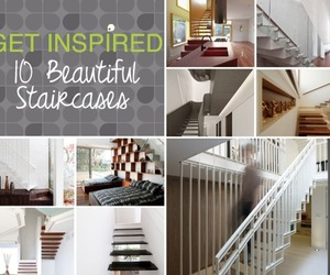 10 Amazing Staircases for Inspiration