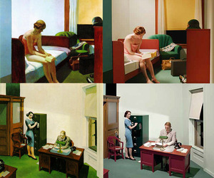 13 Hopper Paintings Recreated as Film Sets