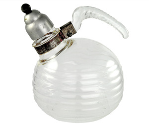 1940's McKee Range-Tec Glasbake Tea Kettle at Relique.com