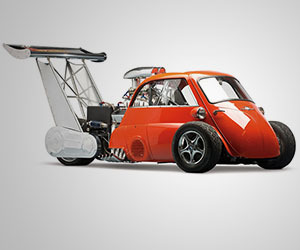 "1959 BMW Isetta ""Whatta Drag"" Racecar"