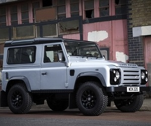 2011 Land Rover Defender X-Tech