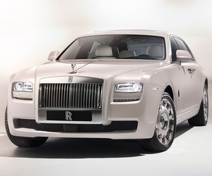 2013 Rolls-Royce Ghost Six Sense