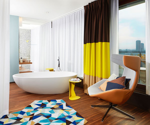Colorful, 25Hours Hotel in Zürich