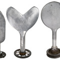 3-large-vintage-aluminum-balloon-molds-on-gear-stands-s