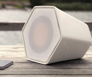4.3L Airplay Portable Speaker by Unmonday