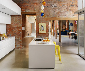 46 Water Street Heritage Building by Omer Arbel
