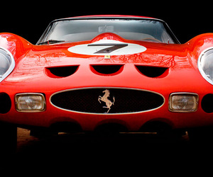 50th Anniversary of the Ferrari GTO: Event