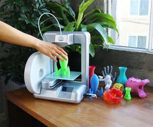 Cube 3D Printer for Your Home