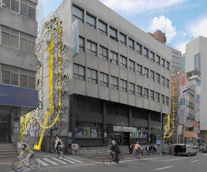 A-perfect-urban-bike-parking-m