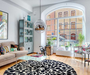 Stunning Swedish Apartment is Beyond Magnificent