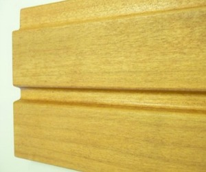 Accoya® Alder, New Modified Wood