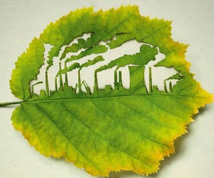 Ad-campaign-for-plant-for-the-planet-uses-cut-leaf-art-m