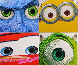 Animated-movie-character-lego-mosaics-m