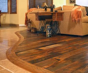 barn wood flooring diy