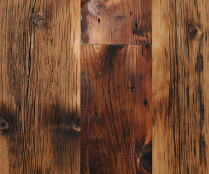 rough sawn flooring