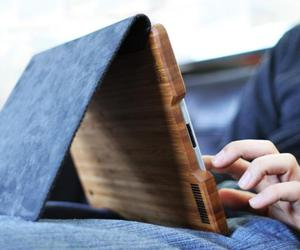 Apple iPad Bamboo Case by Grove